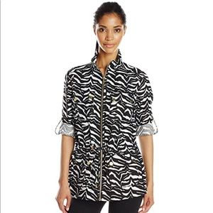 NWT Calvin Klein Linen Jacket